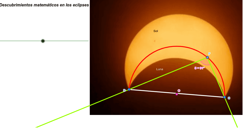 Matemática y astronomía Presiona Intro para comenzar la actividad