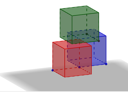 rotating cubes 1