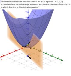 Directional derivative