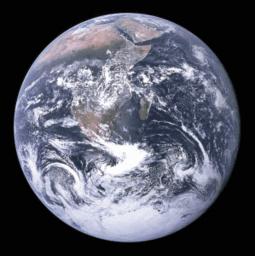 zon, aarde en maan