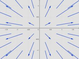 Vector Fields in 2D