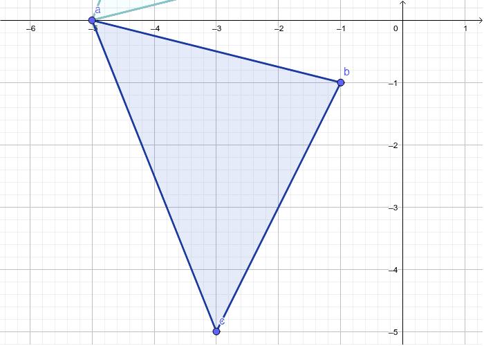 A- (-5,0) B- (-1,-1) C- (-3,-5) Press Enter to start activity