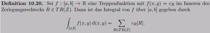 A. Hinrichs: Analysis für Lehramt. Vorlesungsnotizen - 2016/17