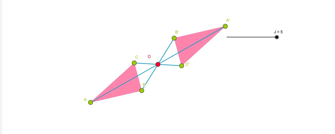 Simetría central Presiona Intro para comenzar la actividad