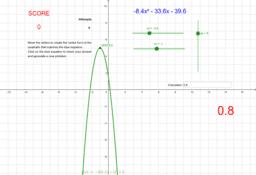 Quadratic: Standard to Vertex Form Practice