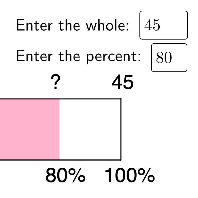Percent Practice (I)