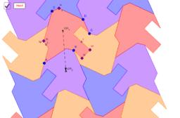 Escherized Hexagon 2