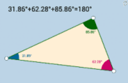 Triangle Angle Sum Theorem