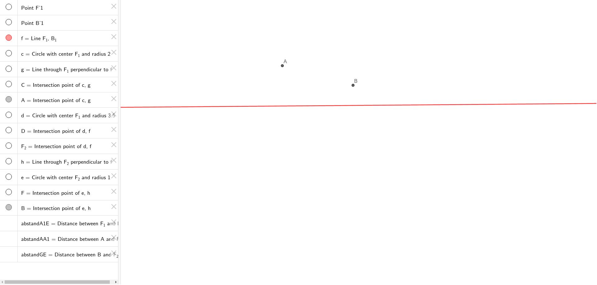 Planen mit Geometrie und DGS - Neue Wege 110/22 - 7f Buckhorn Frübis Drücke die Eingabetaste um die Aktivität zu starten