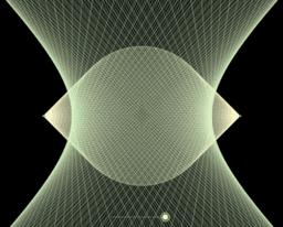 Hyperbola as Envelope