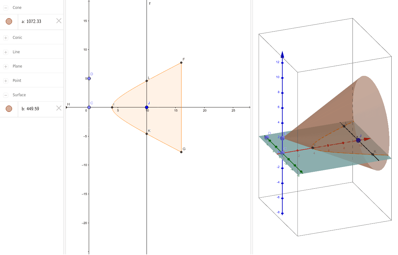 Lösung mit GeoGebra 3D Drücke die Eingabetaste um die Aktivität zu starten