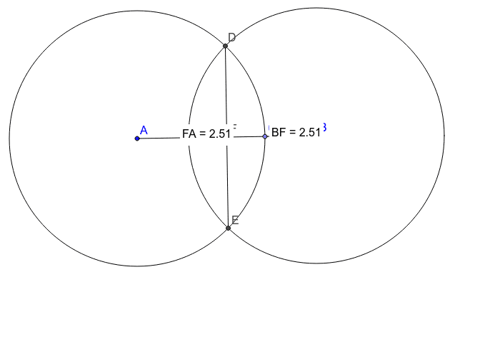 Midpoint and Perpendicular Bisector  Press Enter to start activity