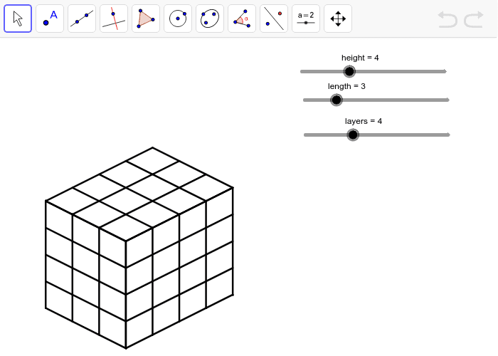 Volume of a Rectangular Prism Press Enter to start activity