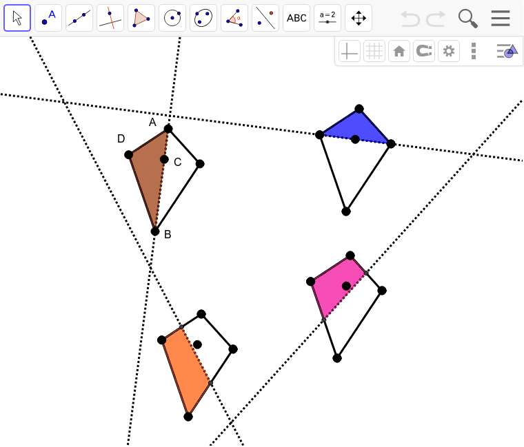 Kite Reflectional Symmetry Press Enter to start activity