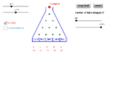 Galton Board & Binomial Distribution