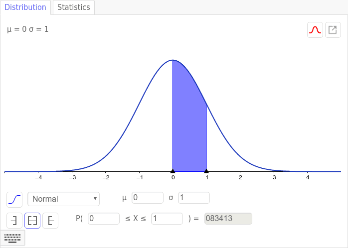 Normal Curve/ Calculator Press Enter to start activity