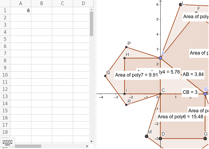 Proving Pythagoras theorem Press Enter to start activity