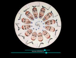 phénakistiscope