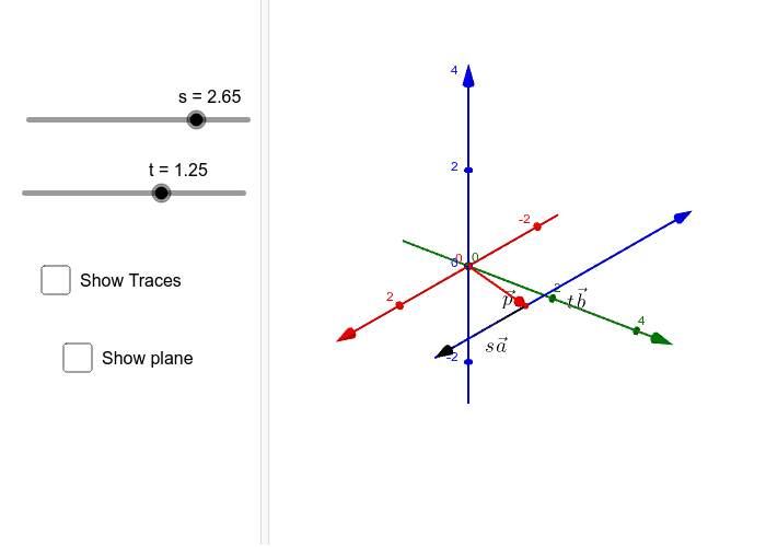 Colinear Direction Vectors Press Enter to start activity