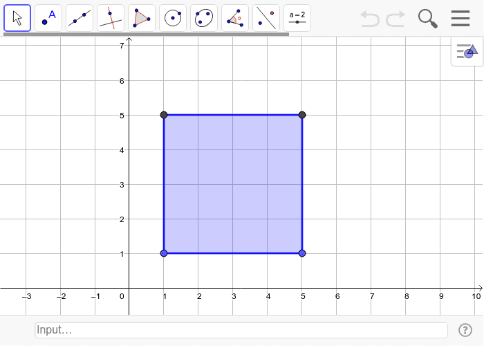 How many lines of symmetry does a square have?