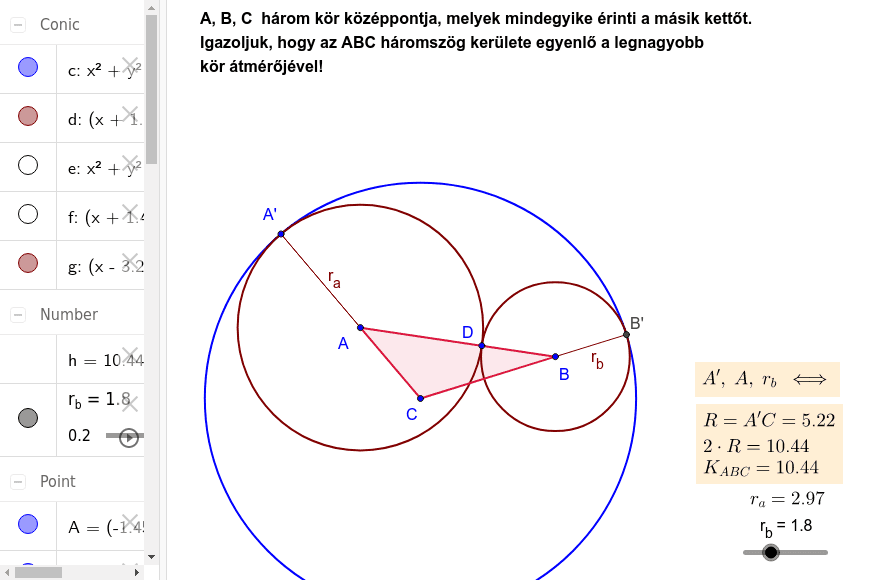 Forrás:  http://nrich.maths.org/627 Press Enter to start activity