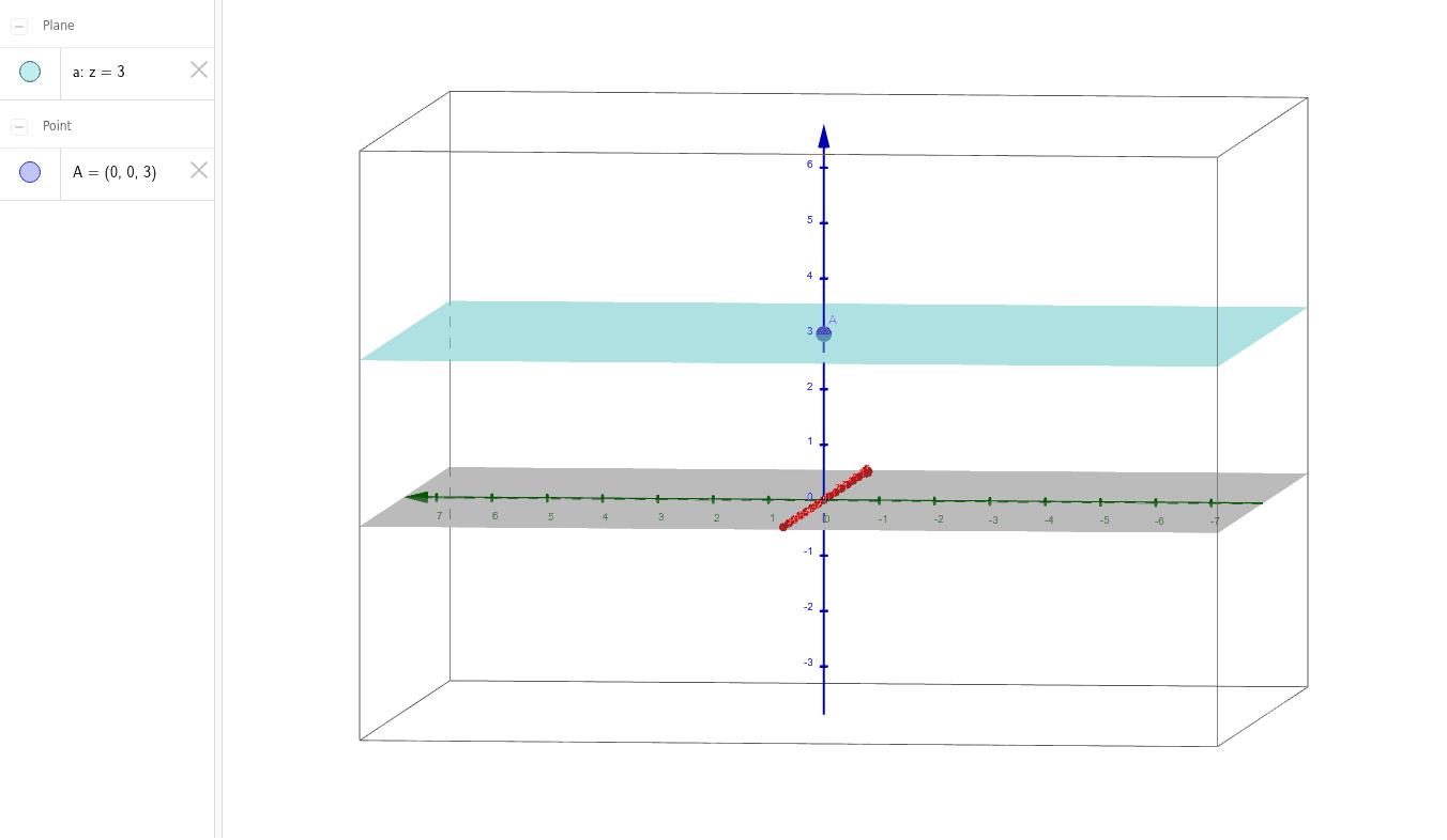 parallele Ebenen Drücke die Eingabetaste um die Aktivität zu starten