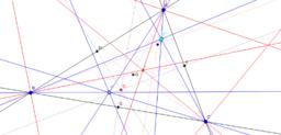 三角形の共役点