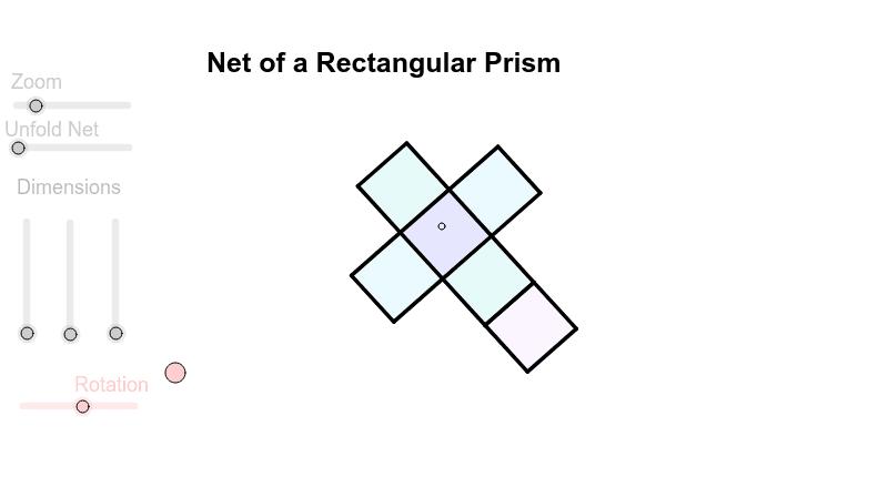 Net of Prism Press Enter to start activity