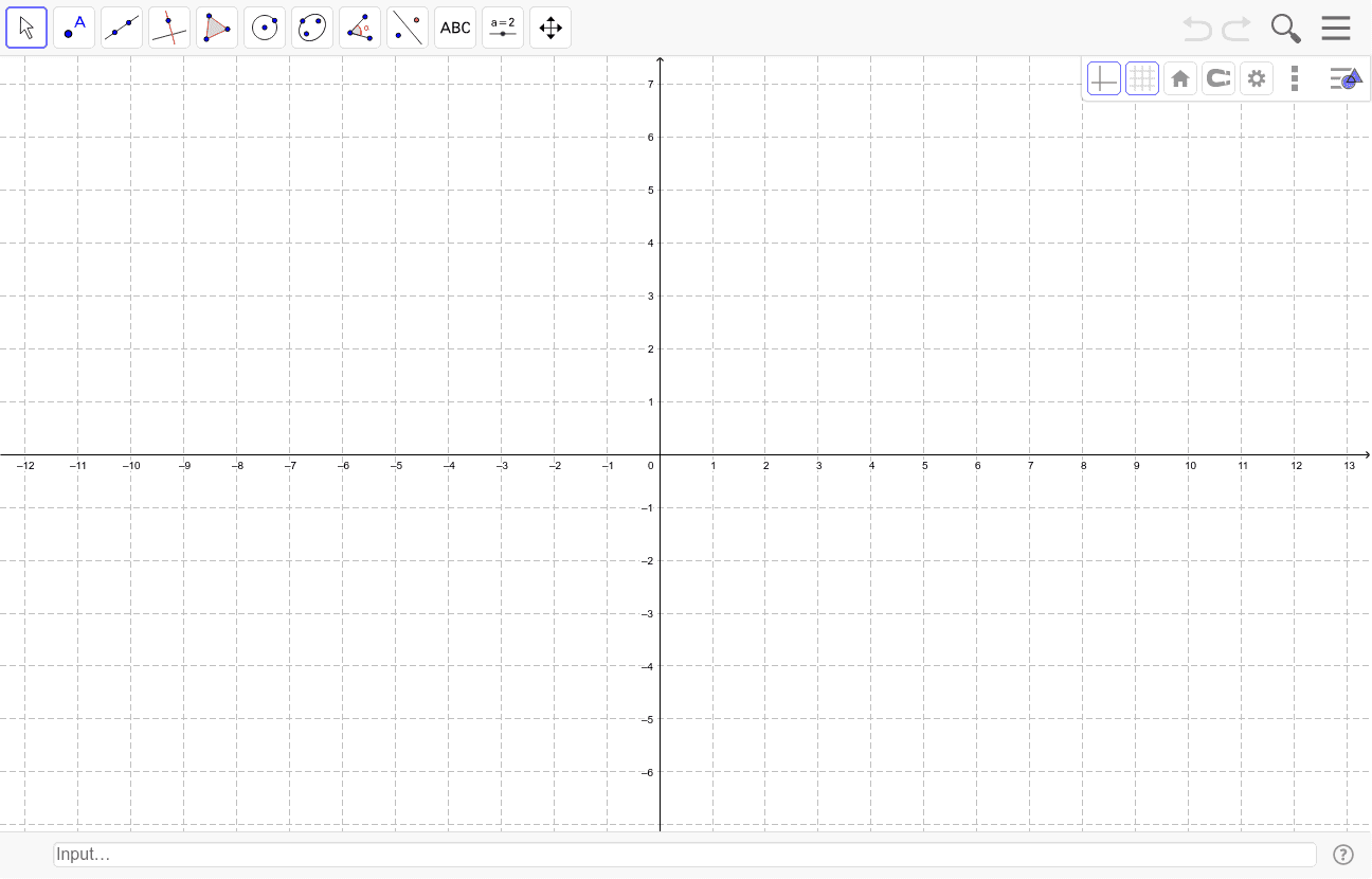 Use this space to create your own version of a visual proof of the Pythagorean Theorem. Press Enter to start activity