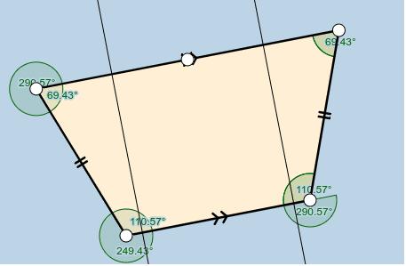 Isosceles Trapezoid  Press Enter to start activity