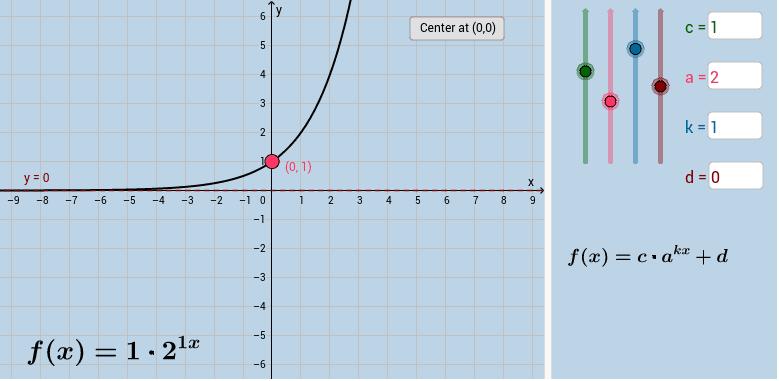2c Exponential by Tim Brzeziski Press Enter to start activity