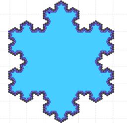 Uso delle macro GGB per rappresentare frattali