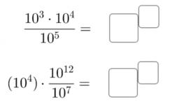Dividing Powers of 10: IM 8.7.4