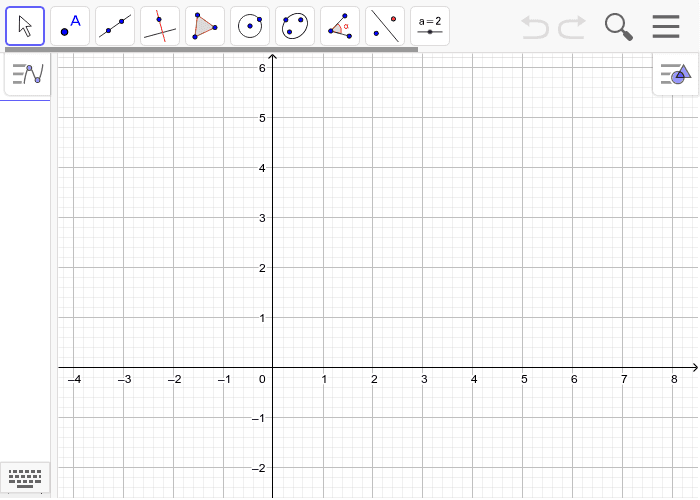 Draw two lines that are parallel.  Draw two lines that are perpendicular. Press Enter to start activity