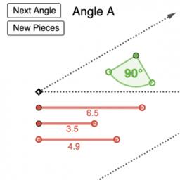 Similar Triangles: IM 8.2.8