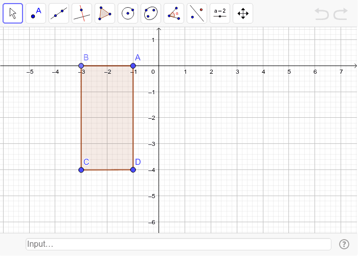 Use the following graph to plot the Pre-Image and Image Press Enter to start activity