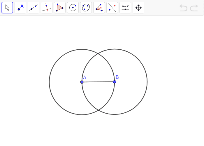 Label your intersection point, C.  Press Enter to start activity