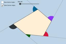 Geometry: Polygons & Angles