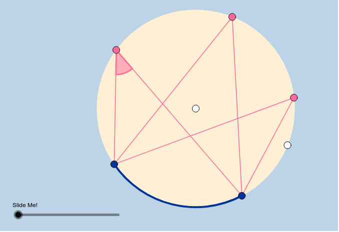 HERE: An example of an animation with 2 transformations that occur at separate instances.  Press Enter to start activity