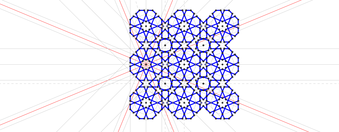 Islamic Geometry - Masjid Alfakahany'in kopyası
