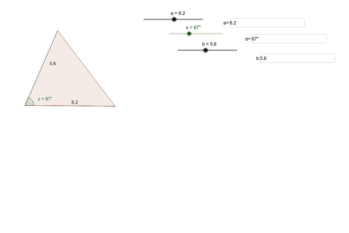 """Découpe ton triangle, place-le sur ton ipad, ajuste pour superposition des deux triangles. Tapez """"Entrée"""" pour démarrer l'activité"""