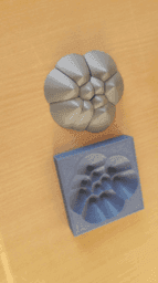 Modelling Games and puzzles with 3D printing for STEAM