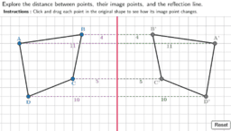 GM3-05-P1-ET1 Distance Between Points and the Reflection Line