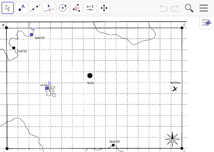 GeoGebra Applet Pressione Enter para iniciar a atividade