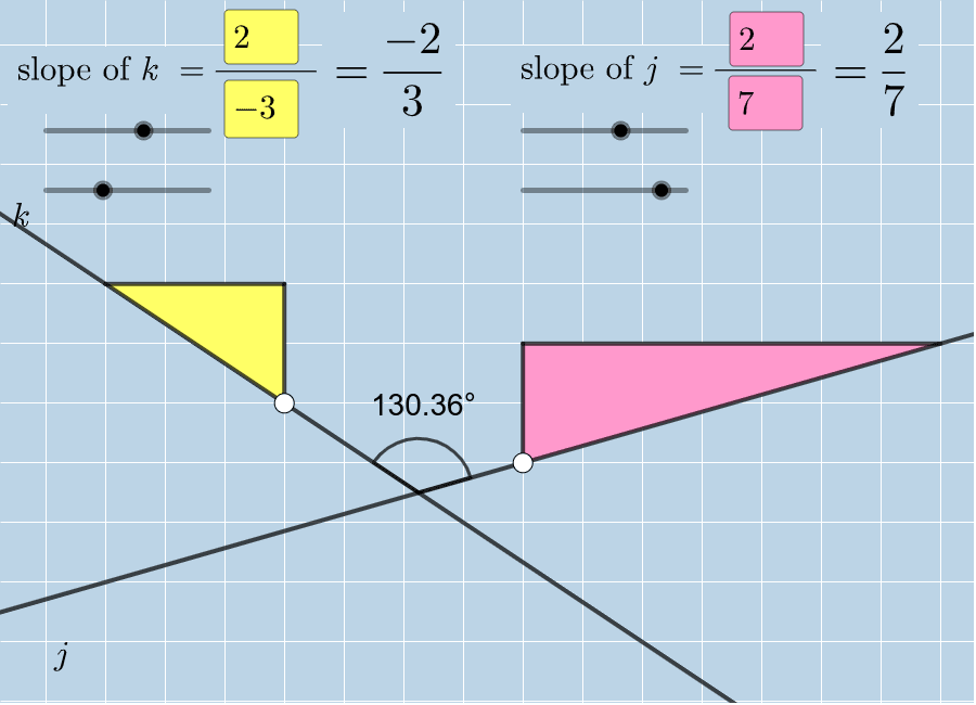 Same directions as above, yet this time create a pair of parallel lines in a manner different from the two ways you did above. Press Enter to start activity