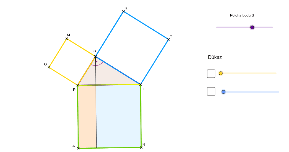Euklidův důkaz Zahajte aktivitu stisknutím klávesy Enter