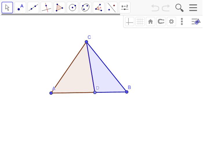 높이 같은 삼각형 넓이의 비 활동을 시작하려면 엔터키를 누르세요.