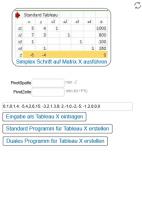 Simplex Algorithmus JavaScript.js