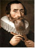 Johannes Kepler Tryk Enter for at starte aktiviteten