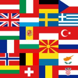 Flagrejse i Europa